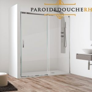 Paroi de douche Frontal rh1110