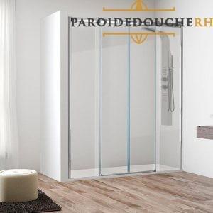 Paroi de douche Frontal rh1116
