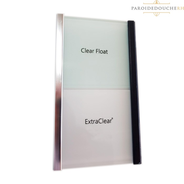 Verre transparent ExtraClear