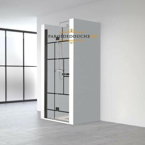 paroi-de-douche-en-niche-pliante-noir-industriel-rh1326f