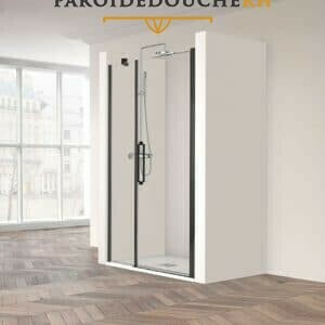 paroi-de-douche-en-niche-portes-battantes-profile-noir-rh1471