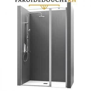 paroi-de-douche-chrome-en-niche-pivotante-rh1412