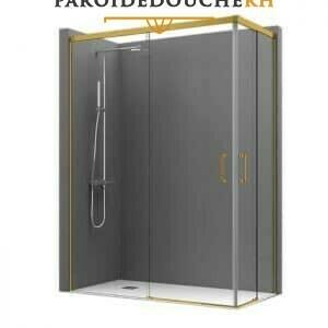 paroi-de-douche-or-mate-angle-coulissante-rh1602