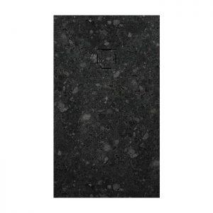 Receveur de douche Terrazzo Noir